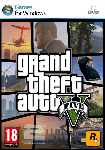دانلود بازی Grand Theft Auto V برای کامپیوتر