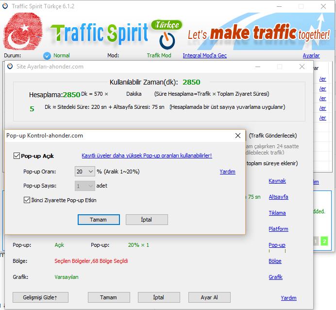 دانلود نرم افزار Traffic Spirit